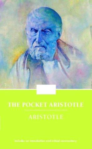 Pocket Aristotle   1983 (Reprint) edition cover