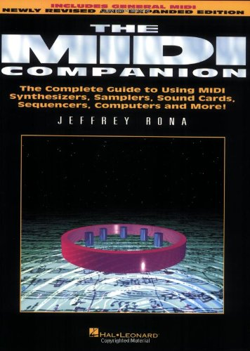 MIDI Companion The Ins, Outs and Throughs  2002 edition cover