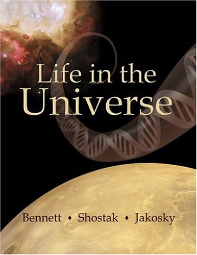 Life in the Universe   2003 edition cover