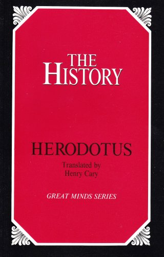 History  Unabridged  9780879757779 Front Cover