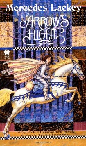 Arrow's Flight   1987 (Reprint) 9780886773779 Front Cover
