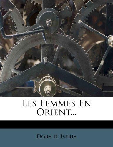 Les Femmes En Orient...  0 edition cover