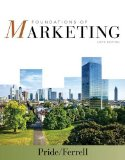 Foundations of Marketing:   2014 9781285429779 Front Cover