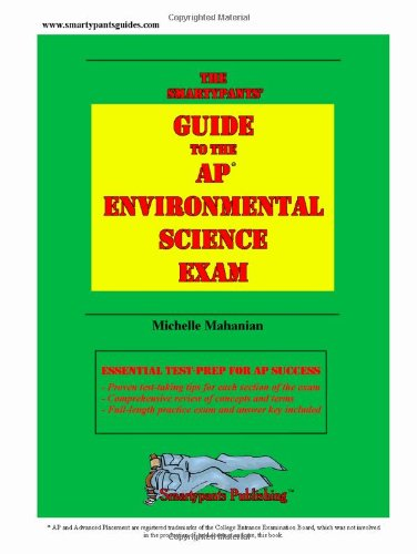 Smartypants' Guide to the AP Environmental Science Exam  N/A edition cover