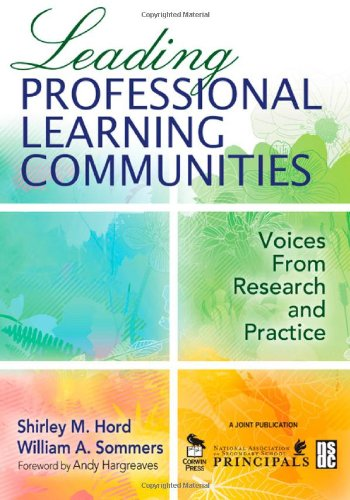 Leading Professional Learning Communities Voices from Research and Practice  2008 edition cover