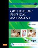 Orthopedic Physical Assessment  6th 2014 9781455709779 Front Cover
