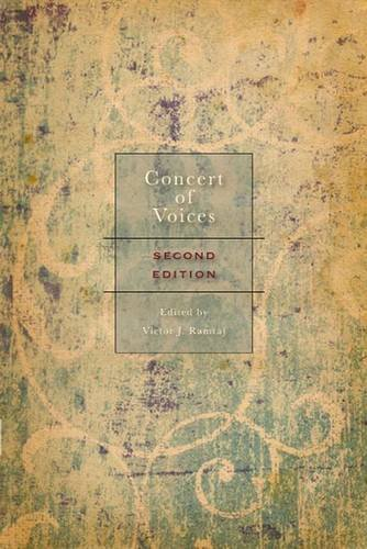 Concert of Voices An Anthology of World Writing in English 2nd 2009 edition cover