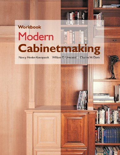 Modern Cabinetmaking  4th 2005 (Teachers Edition, Instructors Manual, etc.) edition cover