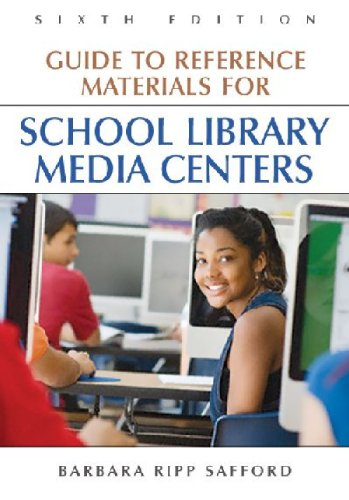 Guide to Reference Materials for School Library Media Centers  6th (Revised) 9781591582779 Front Cover