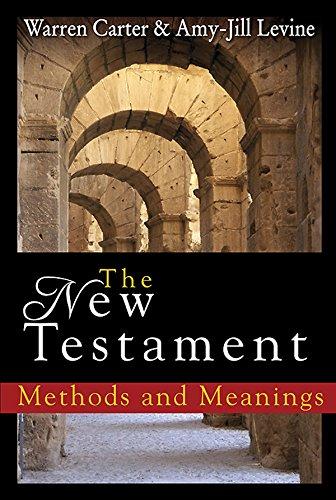 New Testament Methods and Meanings N/A edition cover