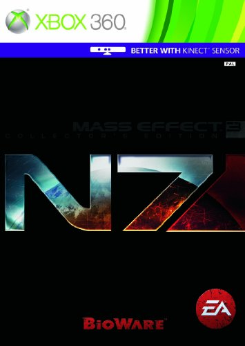 Mass Effect 3 - N7 Collector's Edition Xbox 360 artwork