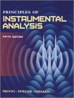 Principles of Instrumental Analysis  5th 1998 edition cover