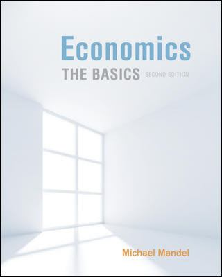Loose-Leaf Economics: the Basics  2nd 2012 edition cover