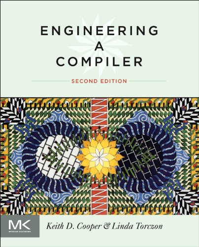 Engineering a Compiler  2nd 2011 edition cover