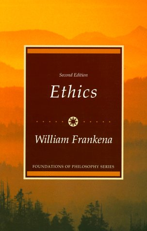 Ethics  2nd 1989 (Revised) edition cover