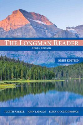 Nadell Longman Reader The_10 10th 2013 (Revised) edition cover