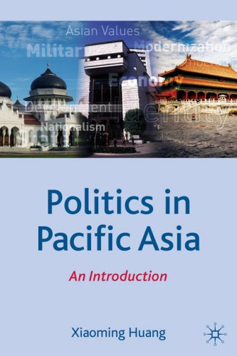 Politics in Pacific Asia An Introduction  2009 edition cover