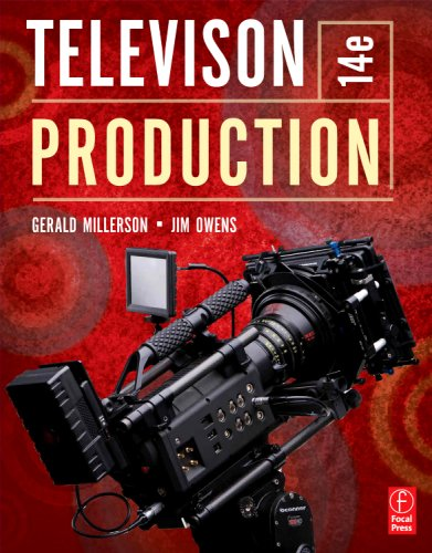 Television Production  14th 2009 (Revised) edition cover