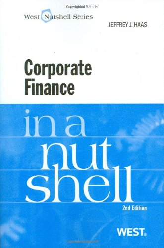 Corporate Finance  2nd 2011 (Revised) edition cover