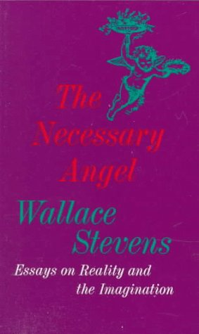 Necessary Angel Essays on Reality and the Imagination N/A edition cover