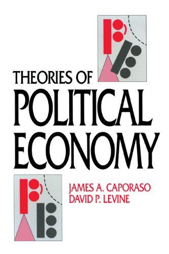 Theories of Political Economy   1992 9780521425780 Front Cover