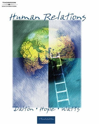 Human Relations  3rd 2006 (Revised) edition cover