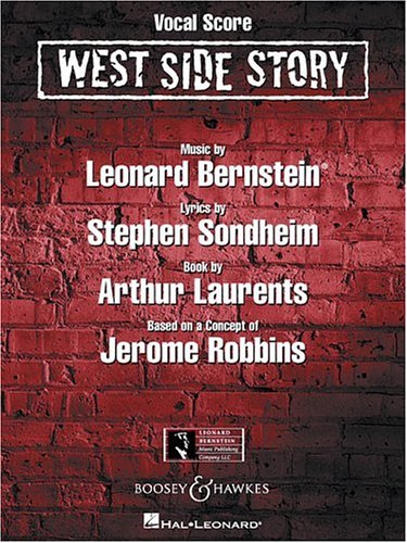 West Side Story  N/A edition cover