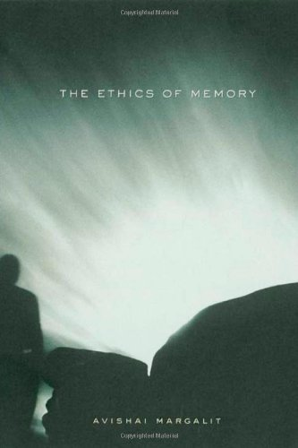Ethics of Memory   2002 edition cover