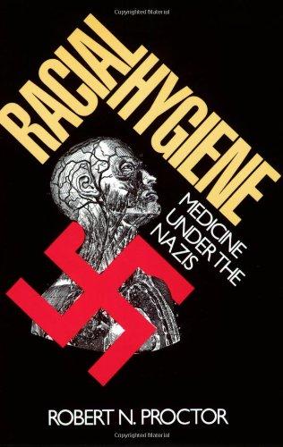 Racial Hygiene Medicine under the Nazis  1988 edition cover