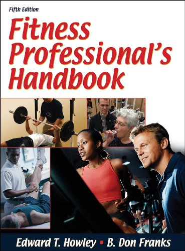 Fitness Professional's Handbook  5th 2007 (Revised) 9780736061780 Front Cover