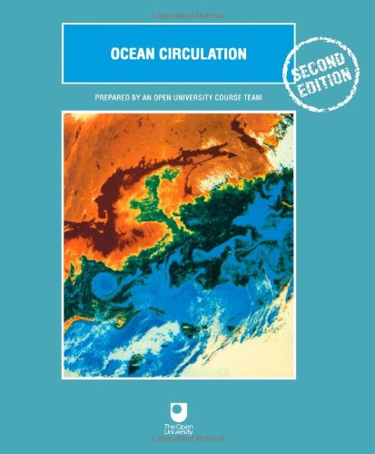 Ocean Circulation  2nd 2001 (Revised) edition cover