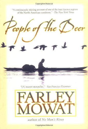 People of the Deer   2005 edition cover