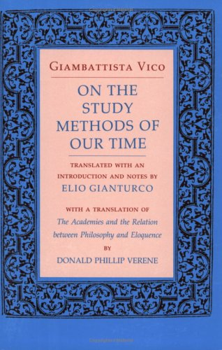 On the Study Methods of Our Time  Reprint edition cover