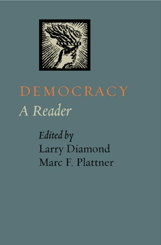 Democracy A Reader  2009 edition cover