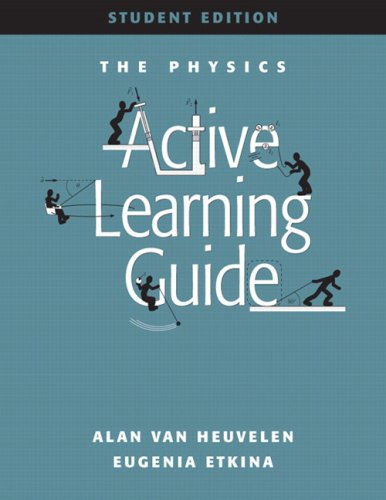 Physics - Active Learning Guide   2006 edition cover