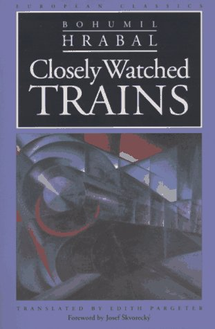 Closely Watched Trains  N/A edition cover