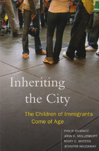 Inheriting the City The Children of Immigrants Come of Age  2009 edition cover