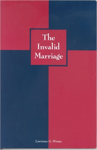 Invalid Marriage 1st (Revised) edition cover
