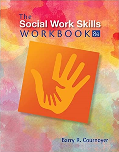 The Social Work Skills Workbook:   2016 edition cover