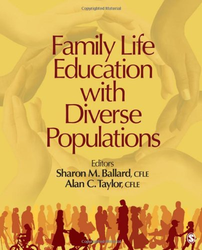 Family Life Education with Diverse Populations   2012 9781412991780 Front Cover