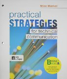 Practical Strategies for Technical Communication   2013 edition cover