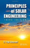Principles of Solar Engineering, Third Edition  3rd 2015 (Revised) edition cover