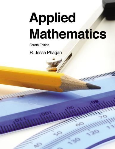 Applied Mathematics  4th 2010 edition cover