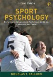 Sport Psychology Performance Enhancement, Performance Inhibition, Individuals, and Teams 2nd 2014 (Revised) edition cover