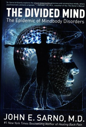 Divided Mind The Epidemic of Mindbody Disorders  2006 9780060851781 Front Cover