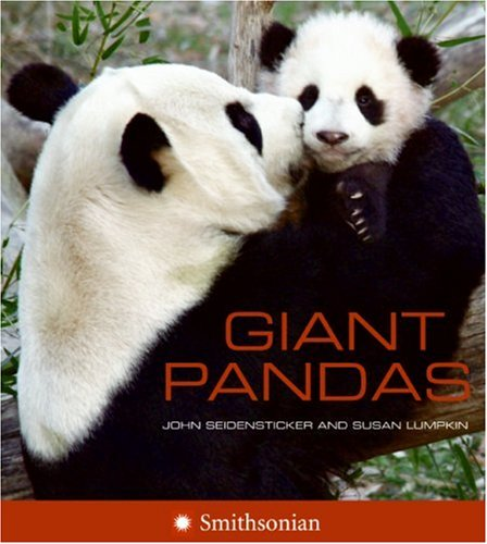 Giant Pandas   2007 9780061205781 Front Cover