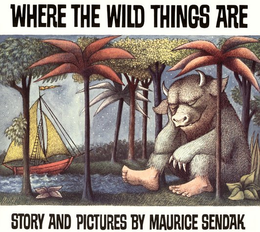 Where the Wild Things Are  25th (Anniversary) 9780064431781 Front Cover