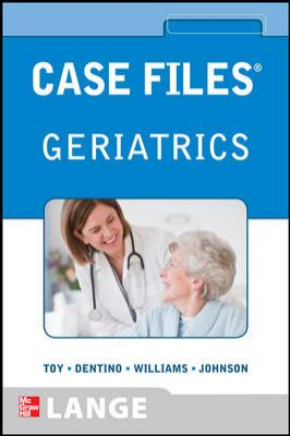 Case Files Geriatrics   2014 edition cover