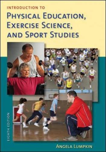Introduction to Physical Education, Exercise Science, and Sport Studies  8th 2011 edition cover