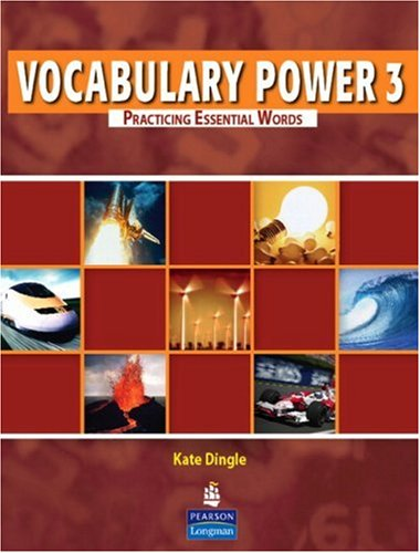 Vocabulary Power 3 Practicing Essential Words  2007 edition cover